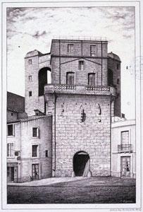 image de la tours de Babote